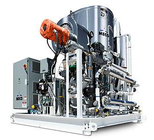 Pharmaceutical Vapor Compression Stills Biotech Vapor